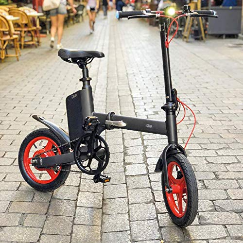 BEEPER Ivélo Electric Bicycle, Unisex Adult, Noir, 990mm x 1175mm x 520mm