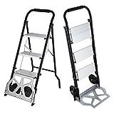 VEVOR Step Ladder Hand Truck...