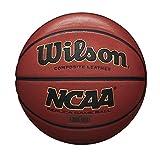 Wilson NCAA Replica Game Basketball - Brown, Official - 29.5'