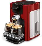 Senseo Quadrante HD7865/80Machine à café autonome en capsules 1,2 l 8 tasses...