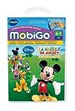 Vtech - 250505 - Jeu Éducatif Électronique - Jeu Mobigo - La Maison de Mickey