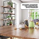 Hermann Sachse Holzöl, farblos für Möbel Tisch Arbeitsplatte uvm. - 5
