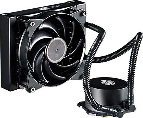 Cooler Master Dissipatore a Liquido MasterLiquid Lite 120 CPU - Pompa Dissipazione Doppia e Ventola...