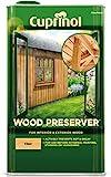 Cuprinol 5L Wood Preserver - Clear