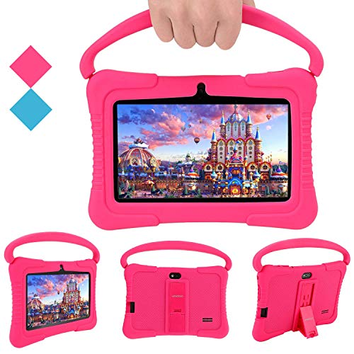 Tablet PC para niños, Tablet PC Androide Veidoo de 7 Pulgadas,...