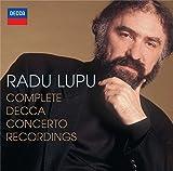 Radu Lupu Complete Decca Concerto Recordings
