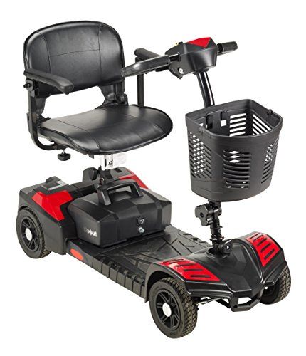 Drive Medical Scout Spitfire 4 Wheel Travel Power Scooter