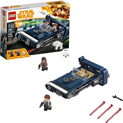 LEGO Star Wars Solo: A Star Wars Story Han Solo's Landspeeder 75209 Building Kit (345 Piece)