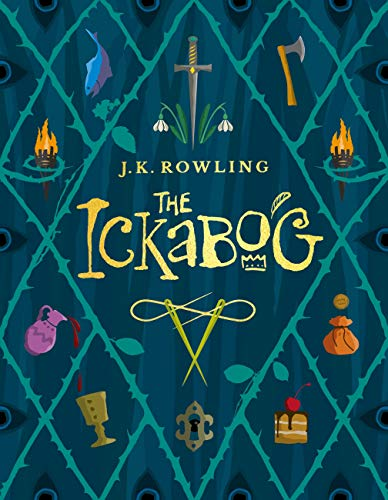 The Ickabog by [J.K. Rowling]