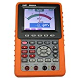 Owon HDS1021M-N Series HDS Handheld Digital Storage Oscilloscope and Digital Multimeter, 20MHz, Single Channel, 500MS/s Sample Rate with waveform record & replay、FFT Functions