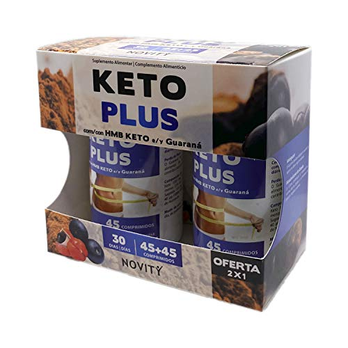 DietMed Keto Plus Novity 45+45 90 Unidades 160 g