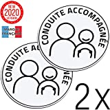 Takit Conduite Accompagnée Magnetique 2X - Version 2020 - Disque Magnétique...