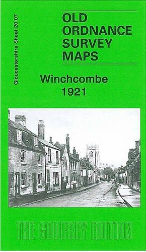 Winchcombe 1921: Gloucestershire Sheet 20.07