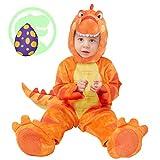 Spooktacular Creations T-Rex Costume (18-24 Months) Orange