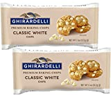 Ghirardelli Classic White Chocolate Chip, 11 oz, 2 pk