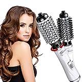 Cepillo para secador de pelo, cepillo para secador de pelo, cepillo de aire giratorio para secador de pelo, cepillo para secador de pelo ...