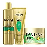 Pantene Pro-V Smooth Silk Effect 1 Miracle Shampoo 250ml + 1 Hair Conditioner 3 Minute Miracle 150ml ...