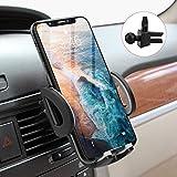 Avolare Handyhalterung Auto Handyhalter fürs Auto Lüftung Universale Handy KFZ Halterungen Phone Halter [Einzigartiges Design, Hohe Qualität] für Samsung, Huawei, LG, Phone 11 Pro/Xs/8 und mehr-Grau