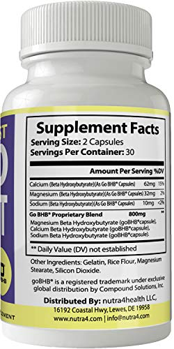 Ultra Fast Keto Boost Weight Loss Pills with Advanced Natural Ketogenic BHB Burn Fat Supplement Formula 800MG Capsules 2