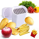French fries cutter—Perfect Fries One Step Natural French Fry Cutter Vegetable Fruit Durable...