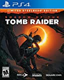 Shadow of the Tomb Raider (Limited Steelbook Edition) - PlayStation 4 (Video Game)