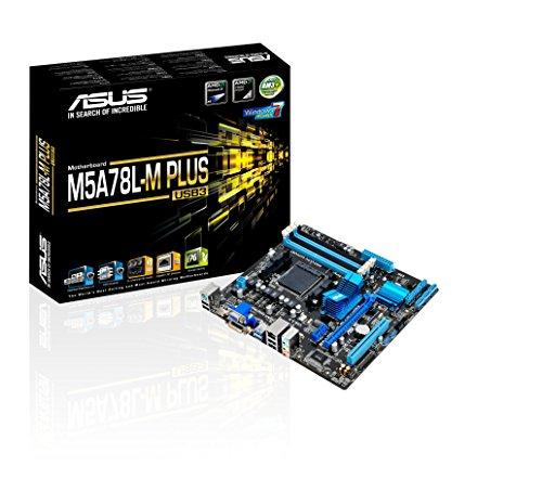 ASUS M5A78L-M Plus/USB3 DDR3 HDMI DVI USB 3.0 760G AM3+ based Motherboard