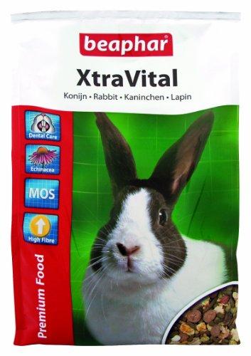 Beaphar XtraVital Premiumfutter Kaninchen 1 kg