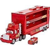 Disney Pixar Cars Camion Transporteur Mack pour transporter jusqu'à 18...