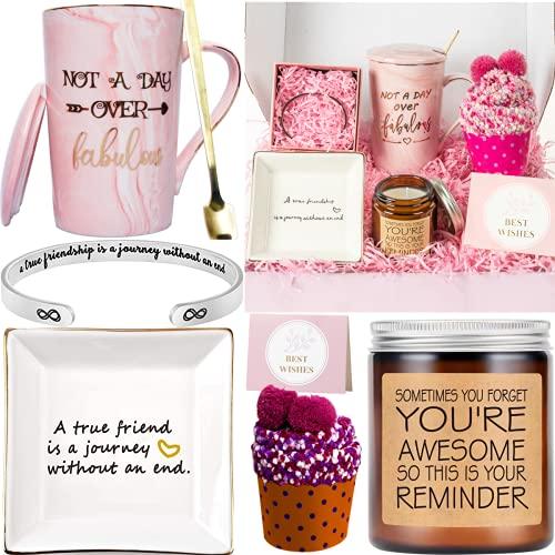Gifts for Women - Birthday Gift Set for Mom Daughter Sister...