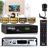 M@tec Digital FTA 007 Récepteur satellite numérique HD TV TV satellite...