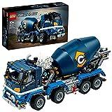LEGO- Betoniera Technic Giocattolo, Set di Costruzioni per Ragazzi +10 Anni e Appassionati di Modellismo, Multicolore, 42112