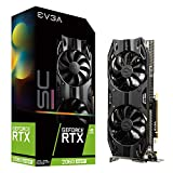 EVGA 08G-P4-3067-KR GeForce RTX 2060 Super SC Ultra Gaming, 8GB GDDR6, Dual HDB Fans, Metal Backplate