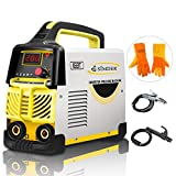 Arc Welder Welding Machine MMA Stick Welder AC/DC Inverter LCD Display Household Welders