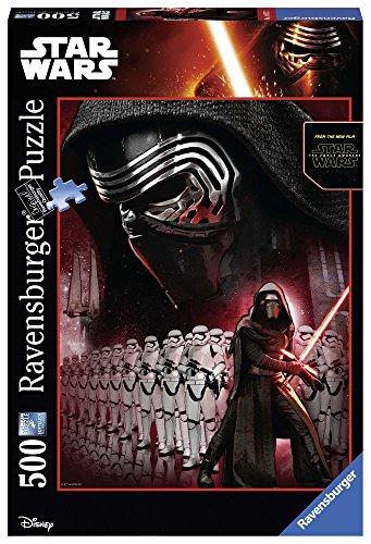 Star Wars - Puzzle Episodio VII, 500 Piezas (Ravensburger 14677 2)