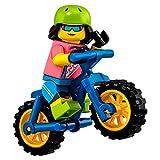LEGO Minifigures Series 19 Female Mountain Biker Minifigure 71025