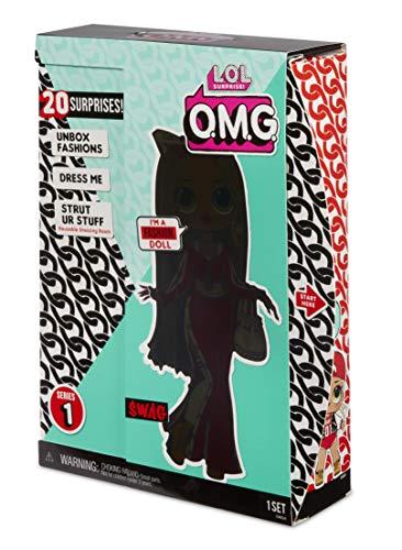 Image 10 - MGA- Poupée-Mannequin L.O.L O.M.G. Swag avec 20 Surprises Toy, 560548, Multicolore