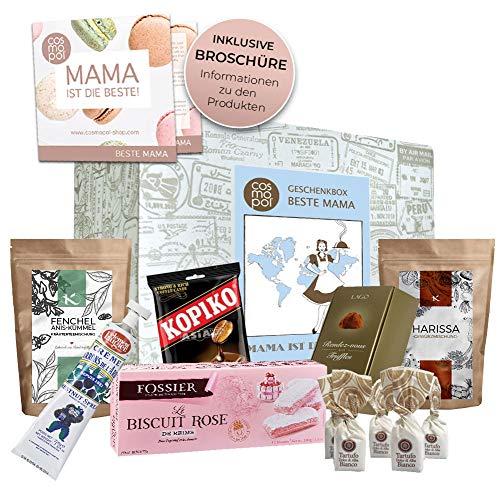 Geschenk Set Mama Box | Geschenkset für Mütter | besonderes Geburtstagsgeschenk Muttertagsgeschenk Weihnachtsgeschenk | außergewöhnliche Geschenkidee
