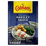 Colman's Colman's Parsley Sauce Mix - 20g - Pack of 8 Store in cool dry place Delivery from the UK in 7-10 Days Allergen Information Contains Wheat, Celery