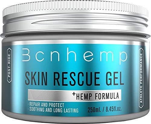 BCNHEMP Crema Ultra Hidratante Regeneradora Reparadora Antie