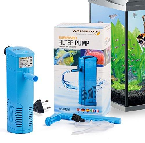 Aquaflow Technology® AIF-012M - Acuario Interior Filtro de Agua Dulce...