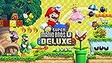 New Super Mario Bros U Deluxe - Nintendo Switch [Digital Code] (Software Download)