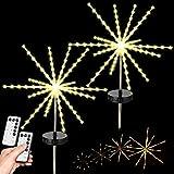 Solar Firework Lights...image