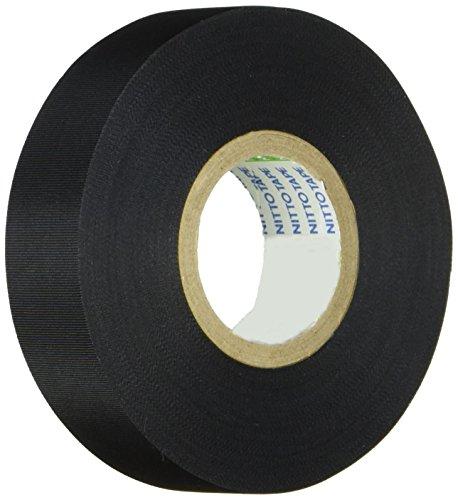 日東 アセテート粘着テープ NO.5 19mmX20m 黒 51920