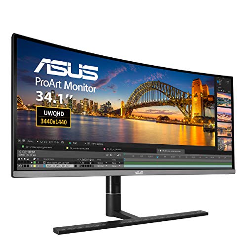 ASUS ProArt PA34VC 34' Curved...