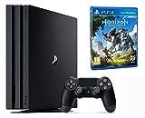Contenu: Une PS4 1 To Pro Un Jeu Horizon : Zero Dawn sur PS4