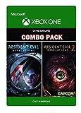 Entrez dans un horrible monde de survie avec ce forfait comprenant Resident Evil Revelations et Resident Evil Revelations2 Deluxe Edition.