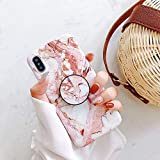 for iPhone X case Case for iPhone 8 8Plus Scrub TPU case for iPhone 6 6plus 7 7plus,Pink,for iPhone 8