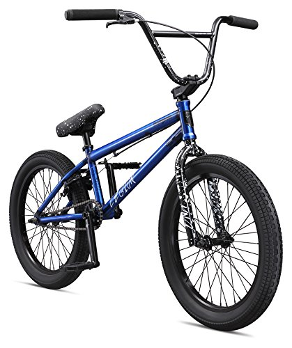 Mongoose Legion L80 Boy's Freestyle BMX Bike, 20-Inch Wheels