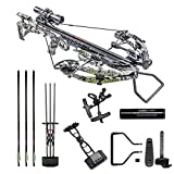 Killer Instinct Crossbows Ripper 415 Crossbow Kit, CAMO