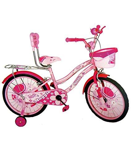 Allwyn Maggie 20T Kids Cycle- Pink